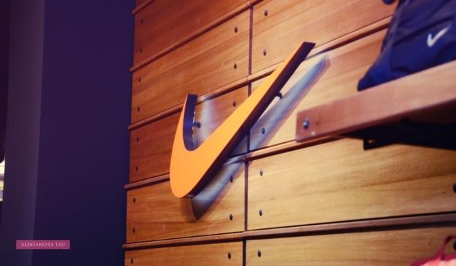 Фирменные магазины Nike