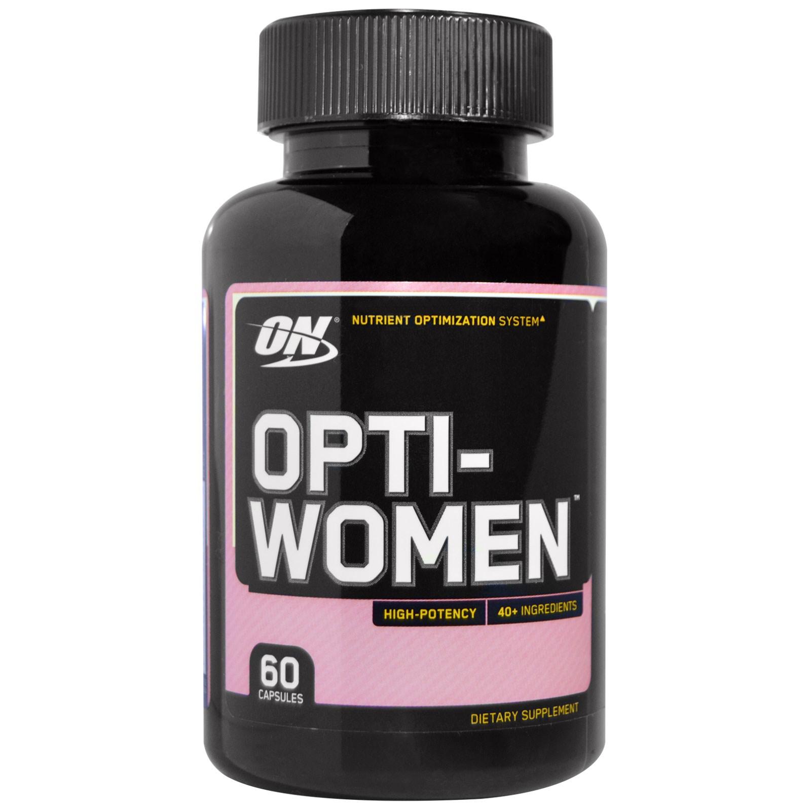 Opti-Women на 60 капсул