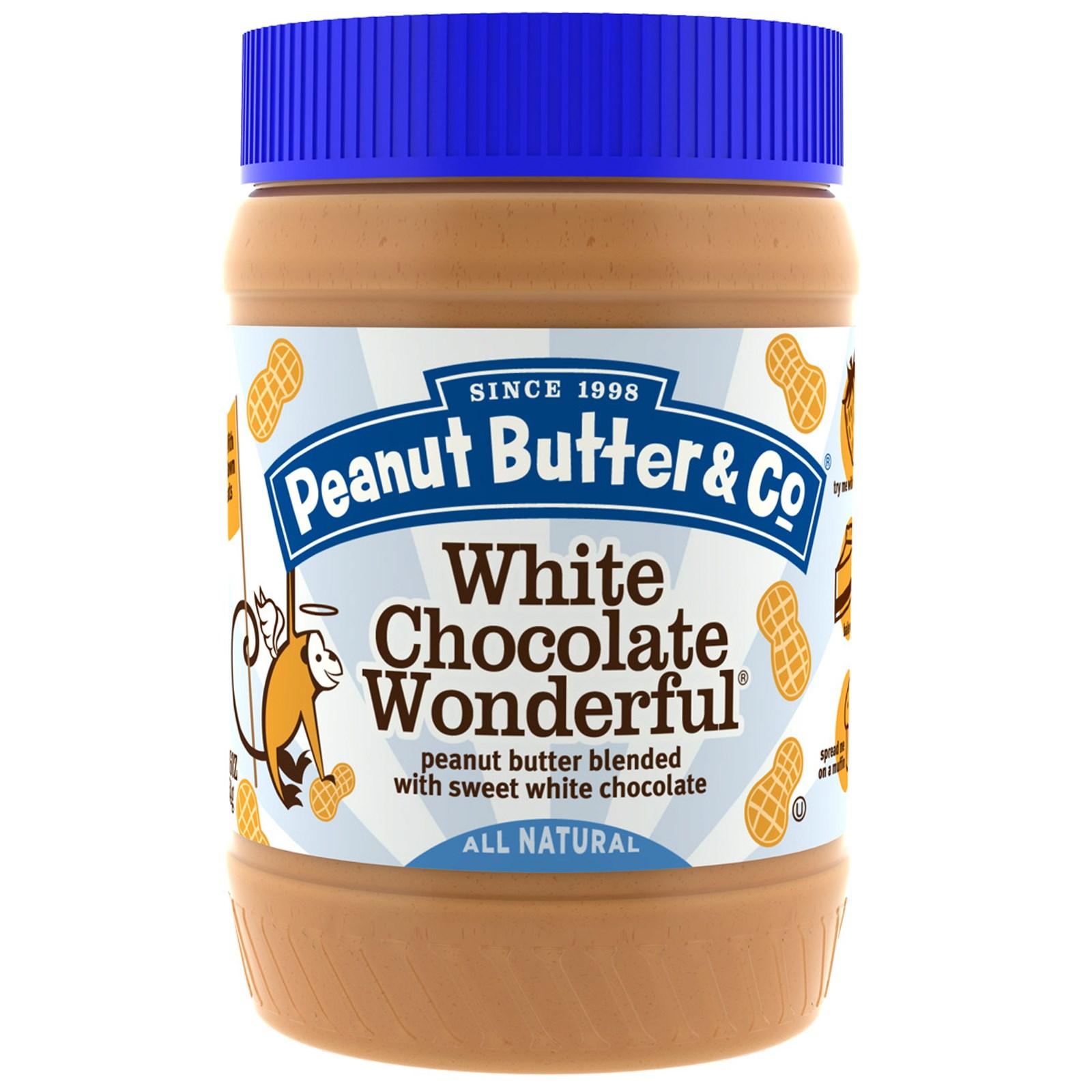 со сладким белым шоколадом