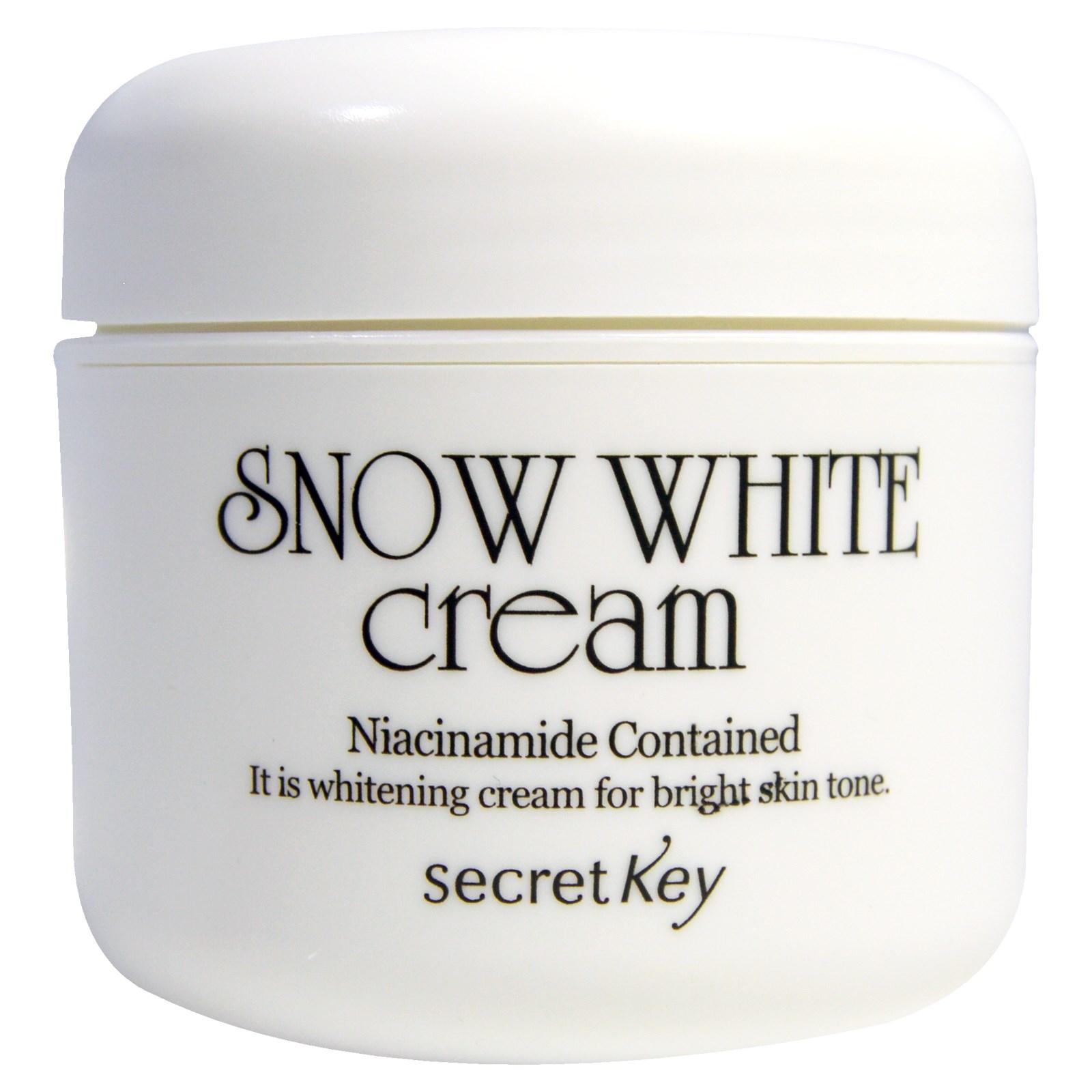 Отбеливающий крем Secret Key, 50 г