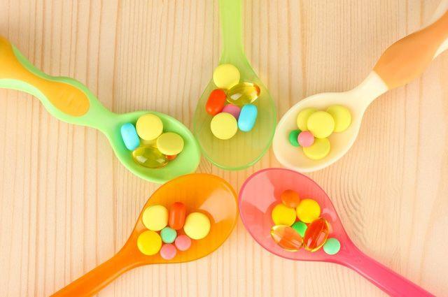 Краткий обзор витаминов для детей аллергиков