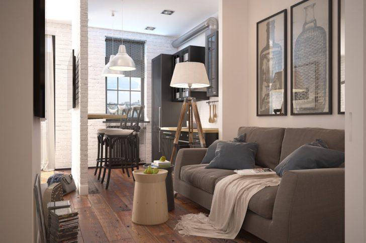 Малогабаритная квартира: создаем уют в ограниченном пространстве
