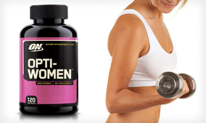 Рейтинг витаминов Opti-Women