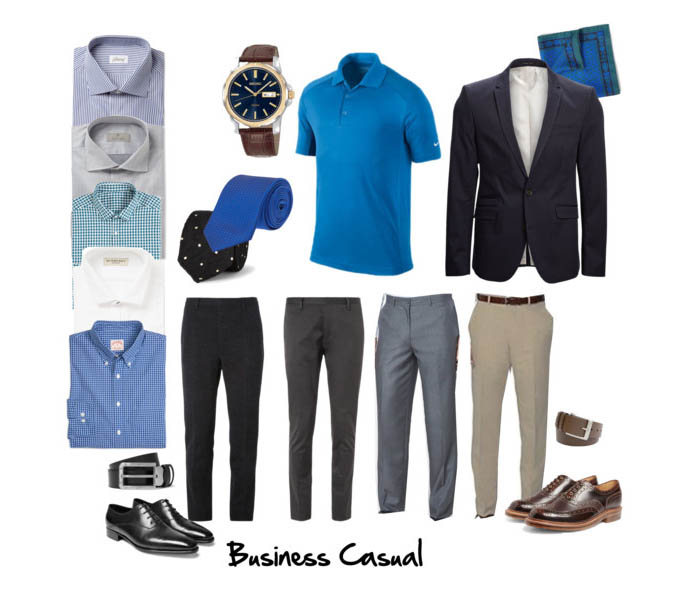 business-casual