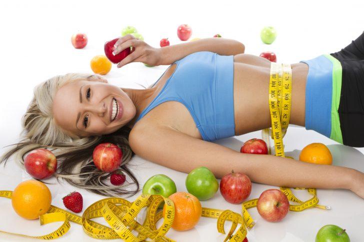 Здоровая диета для похудения