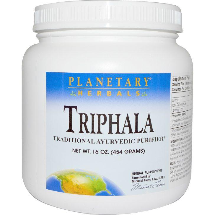 Planetary Herbals, Трифала порошок, 454g