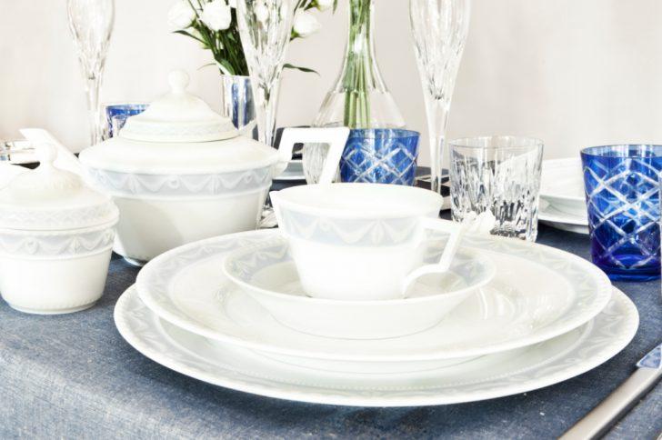Особенности современных столовых и чайных сервизов