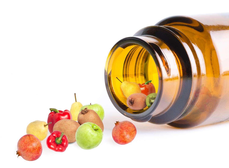 Что такое «сырые» витамины