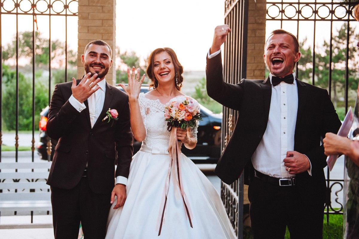 Правильный выбор ведущего вашей свадьбы.