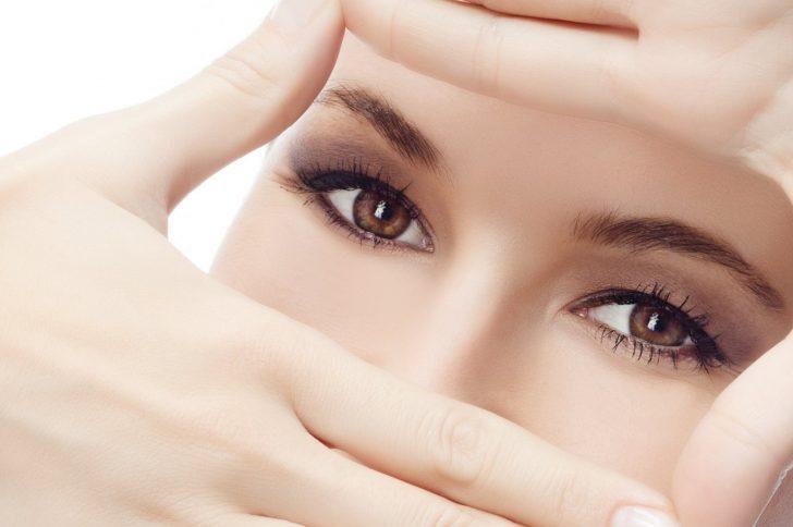 Как поддержать молодость глаз?