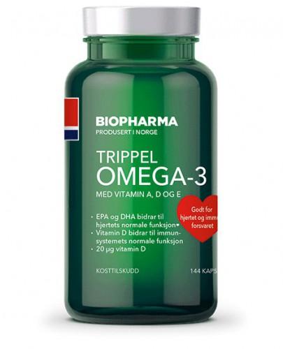 Ассортимент продукции Biopharma Omega 3
