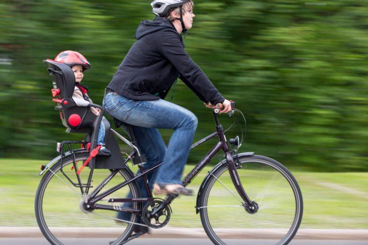 Велопрогулки с ребенком – катаемся с удовольствием