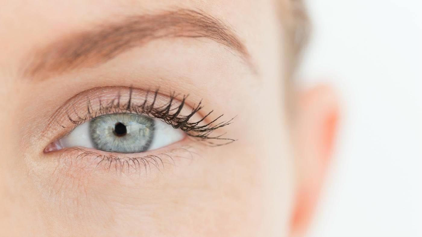 Анатомические особенности области вокруг глаз