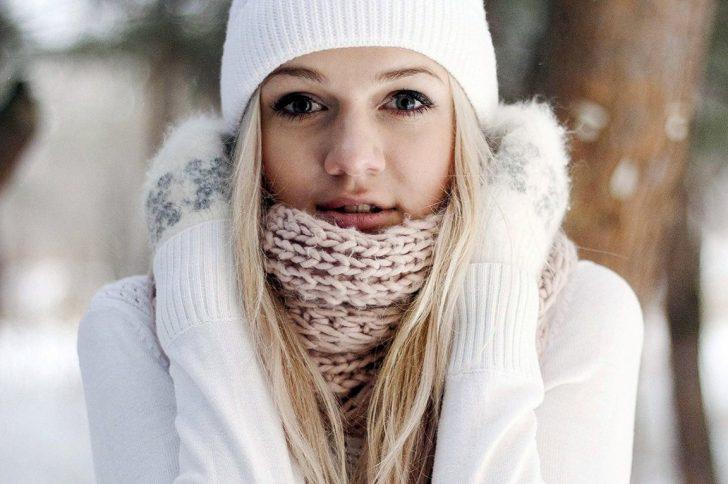 Зима близко: уход за лицом в холодное время года
