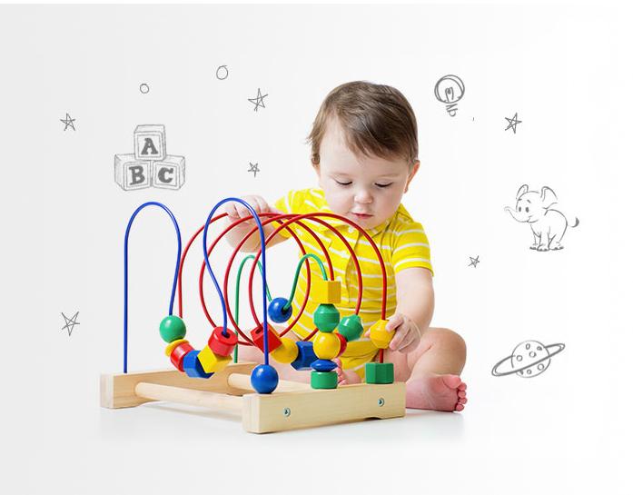 Какие игрушки подойдут для годовалого малыша?