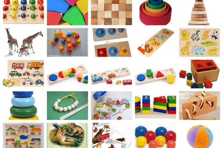 Какие развивающие игрушки приобрести для детей в 1 год?