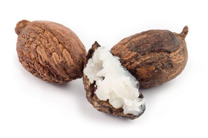 Масло африканского дерева ши – применение и изготовление