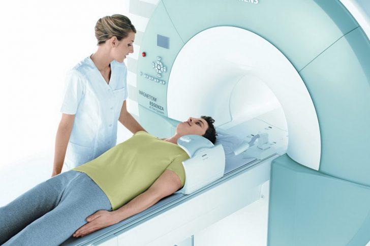 Как делают МРТ головы