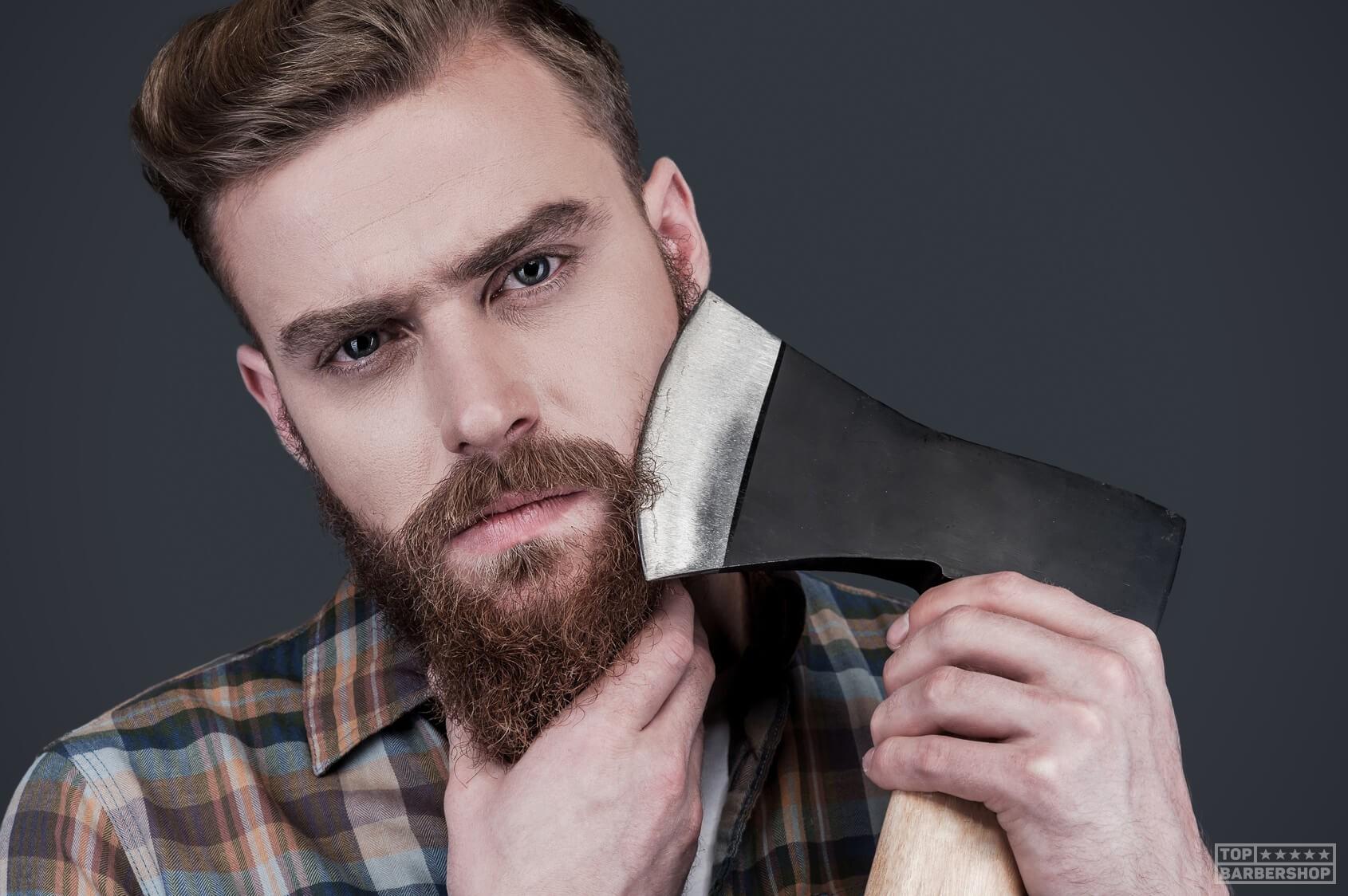 Стрижка бороды: как правильно подстричь бороду и усы, фото 3