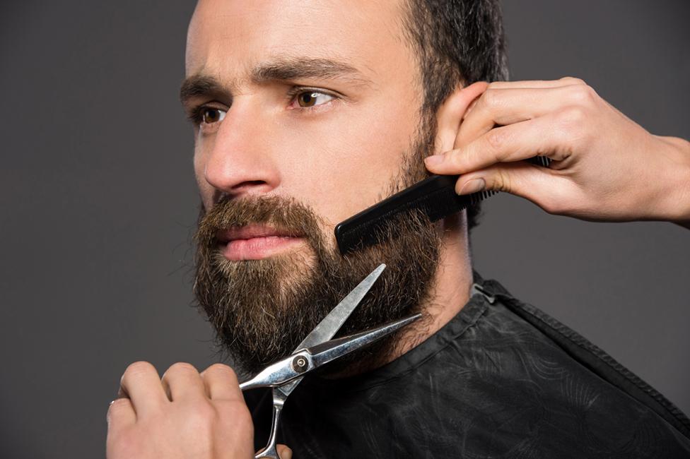 Стрижка бороды: как правильно подстричь бороду и усы, фото 1