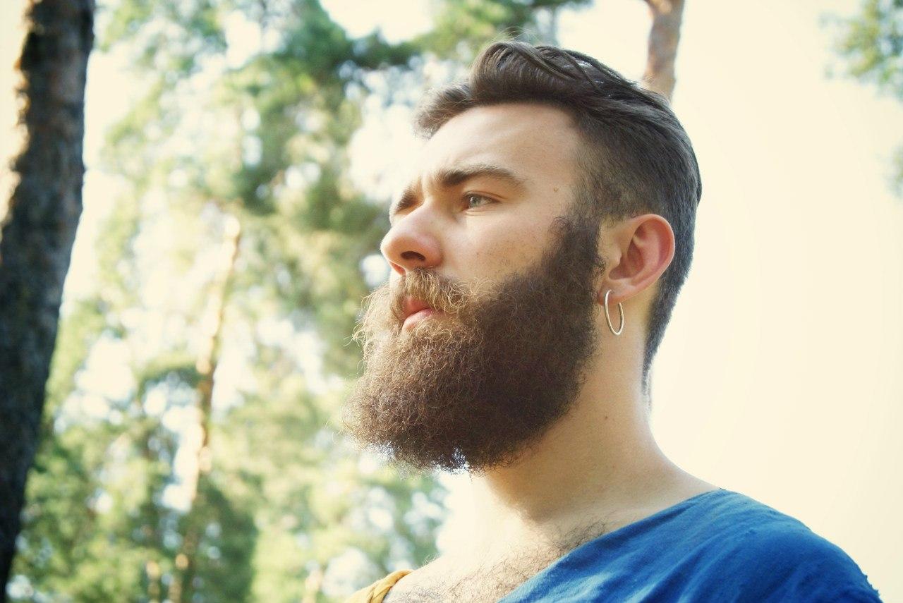 Полная борода русская фото