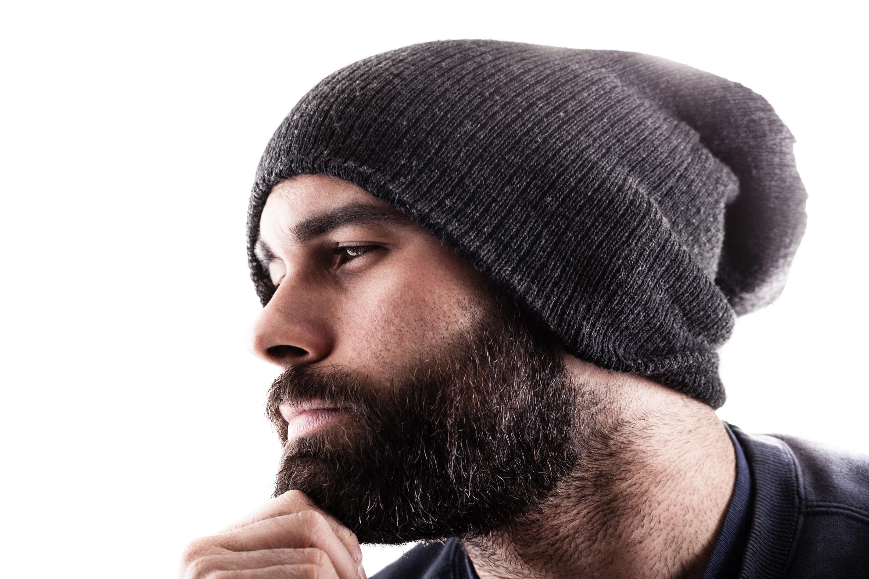 Почему плохо и медленно растет борода, фото 1
