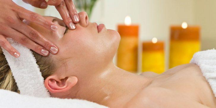 Медовый массаж лица, фото 1