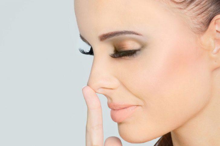Кривой нос