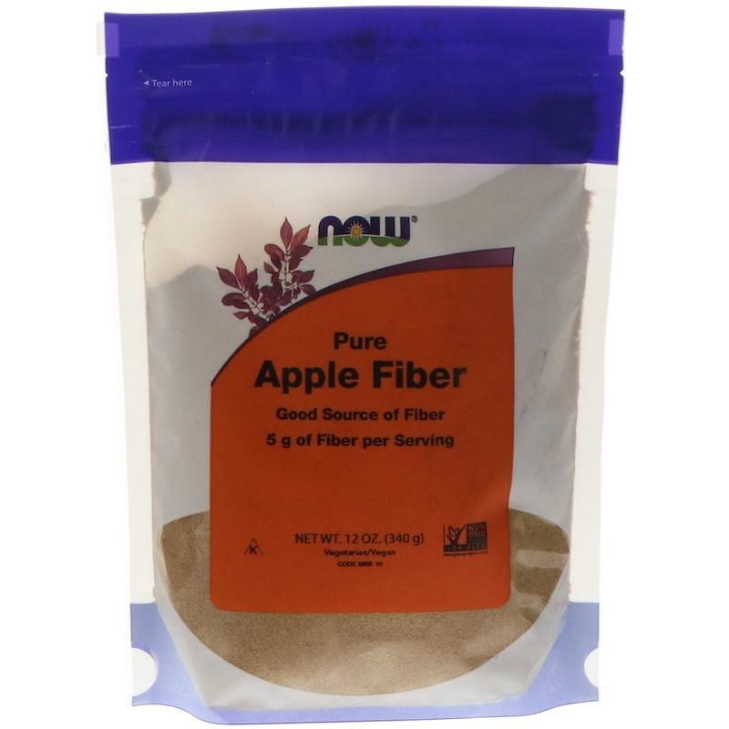 Now Foods, Сертифицированный органический инулин, чистый порошок, 8 унций (227 г)