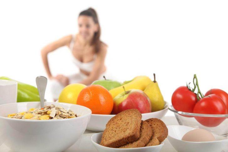 Питание во время похудения