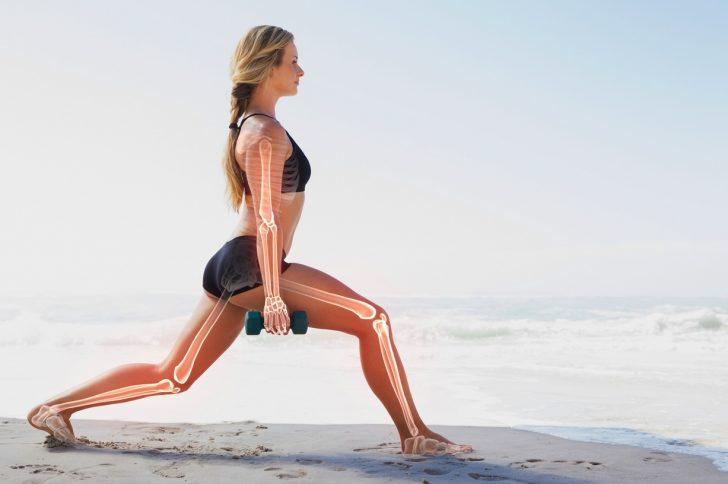 Витамины для укрепления костей