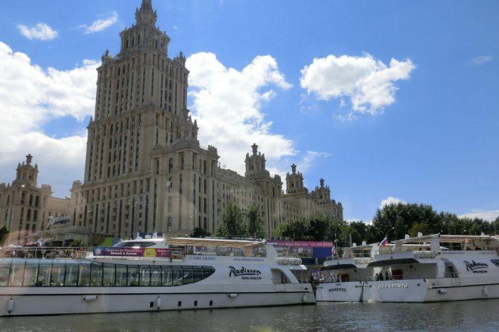 Прогулки на теплоходе по Москве-реке: обзор и отзывы