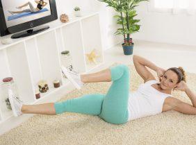 10 небольших советов как стать стройной и подтянутой в домашних условиях
