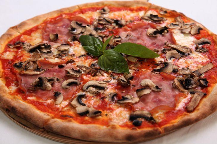Диетическая пицца: как есть пиццу и не толстеть