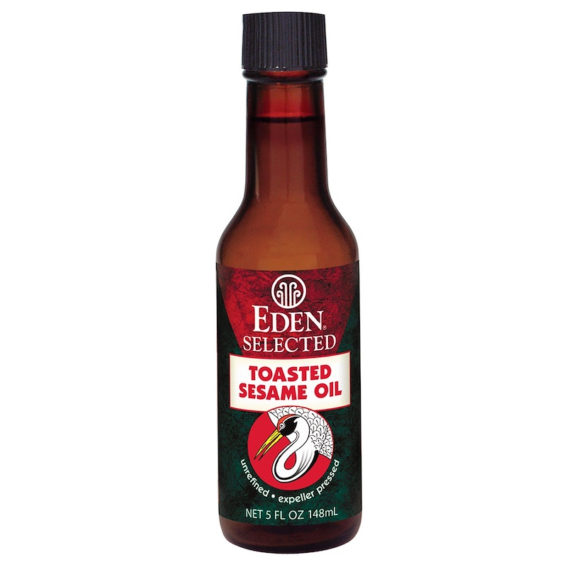 Eden Foods, Selected, Toasted Sesame Oil, 5 fl oz (148 ml)