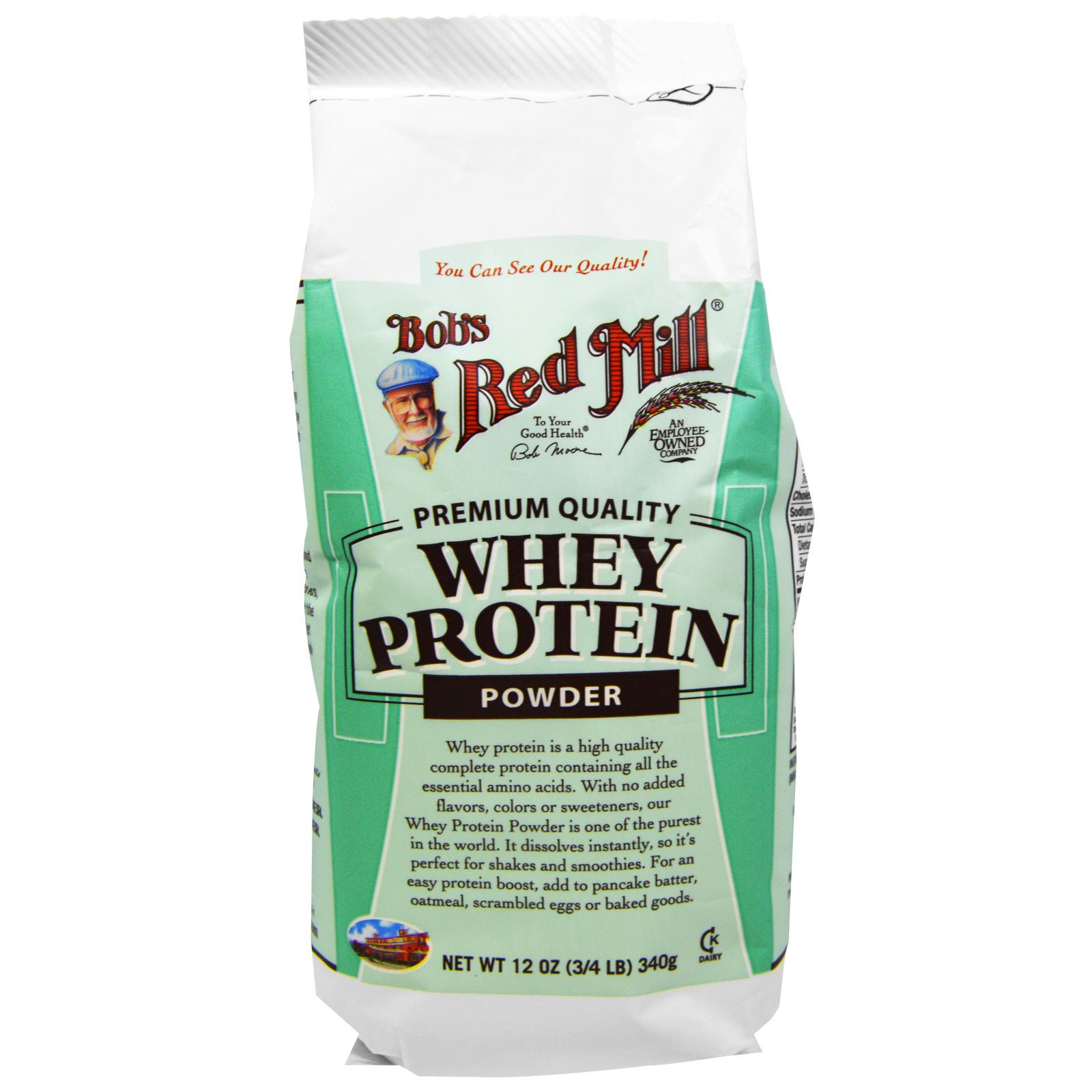Bob's Red Mill, Whey Protein Powder, 12 oz (340 g)