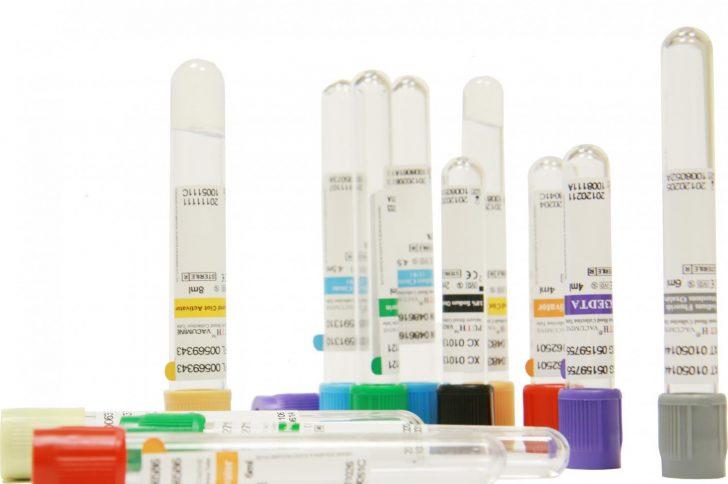 Вакуумные системы для взятия крови