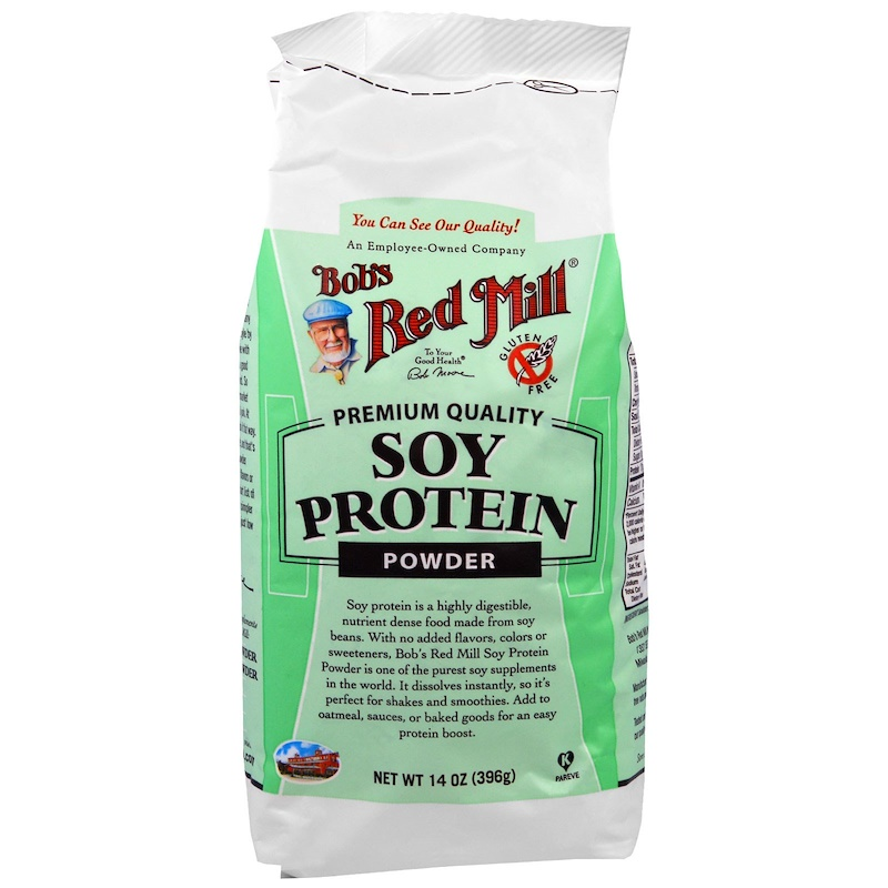 Bob's Red Mill, Soy Protein Powder, 14 oz (396 g)