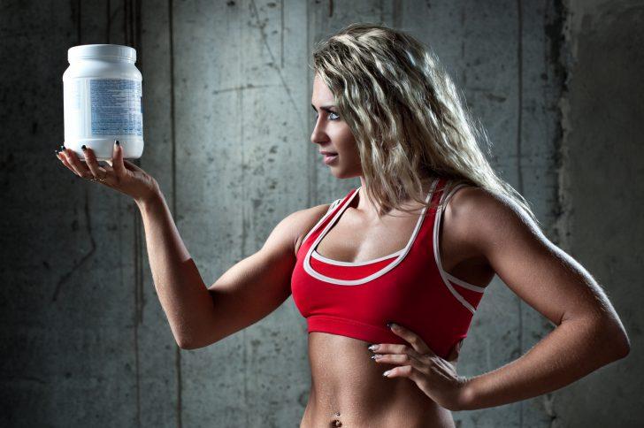 Соевый протеин для похудения: плюсы и минусы