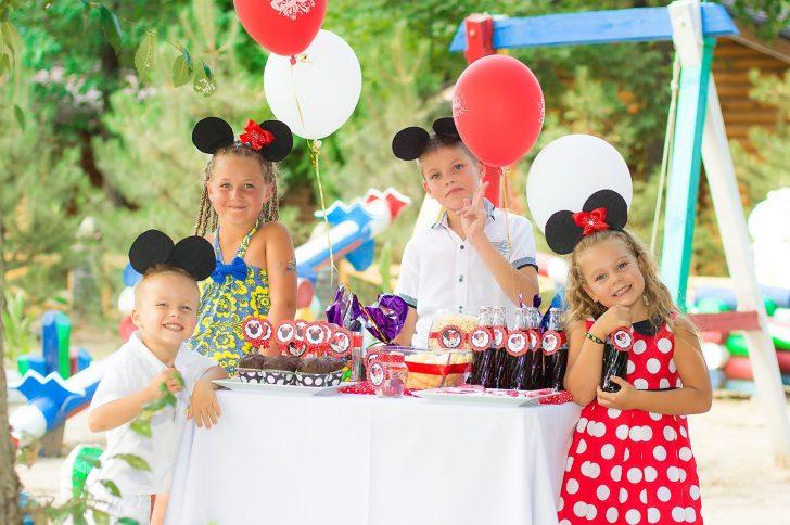 Чем украсить детский праздник