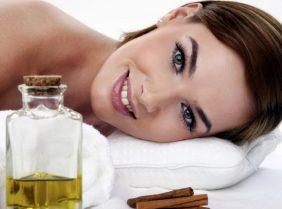 Кунжутное масло для волос и тела