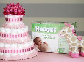 Тортик из памперсов — лучший подарок для свежеиспеченной мамочки и ее малыша