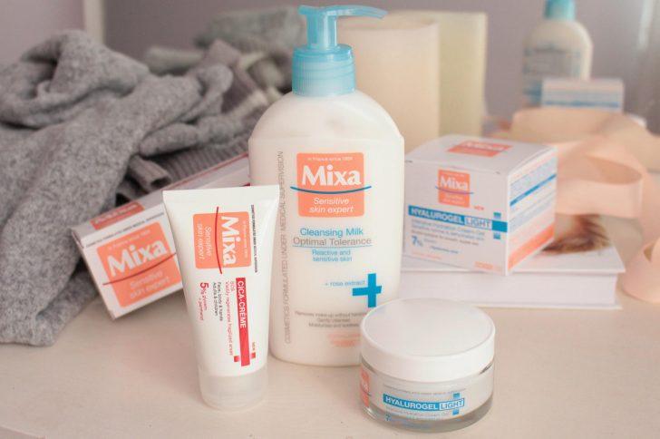Молочко для снятия макияжа Mixa: обзор французской косметики