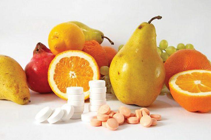 Какие витамины пить осенью?