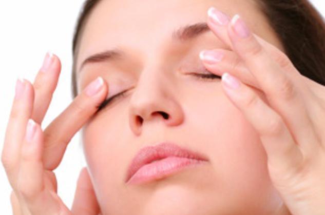 Белые пятна на веках глаз лечение