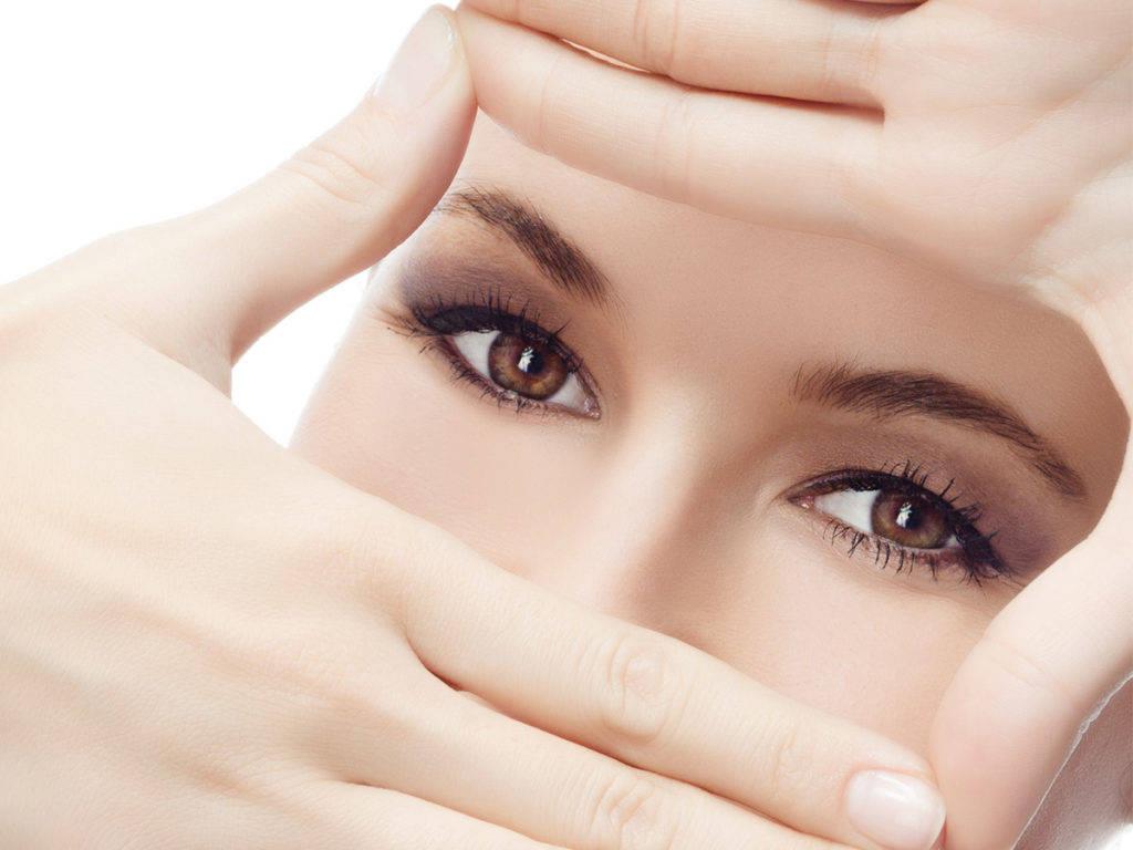 Белое пятно внутри века глаза