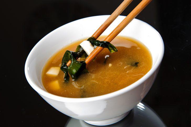 Японские мисо-супы: вкусно, сытно, полезно