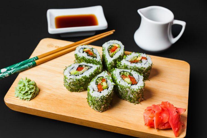 Японская кухня: особенности, блюда и польза