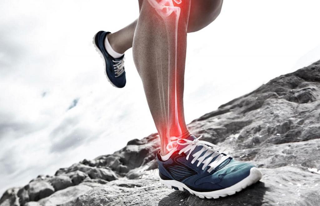 Почему болят колени после бега