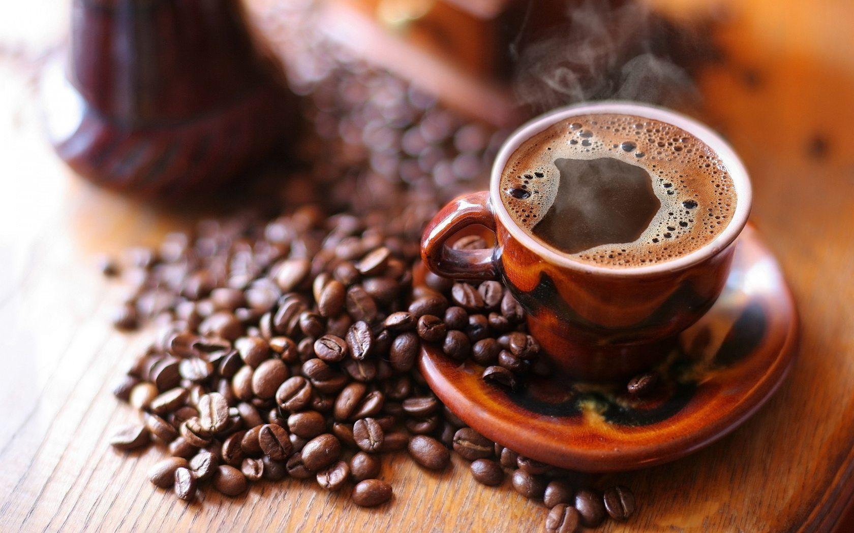 Свежеобжаренный кофе: преимущества и полезные свойства